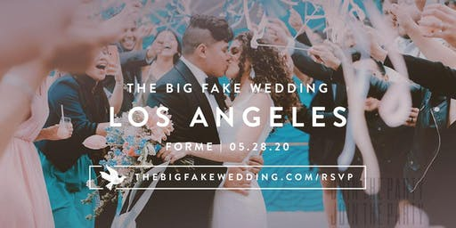 The Big Fake Wedding Los Angeles | Powered by Macy's