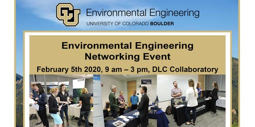 Environmental Engineering Networking Event