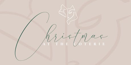 Christmas at the Coterie tickets