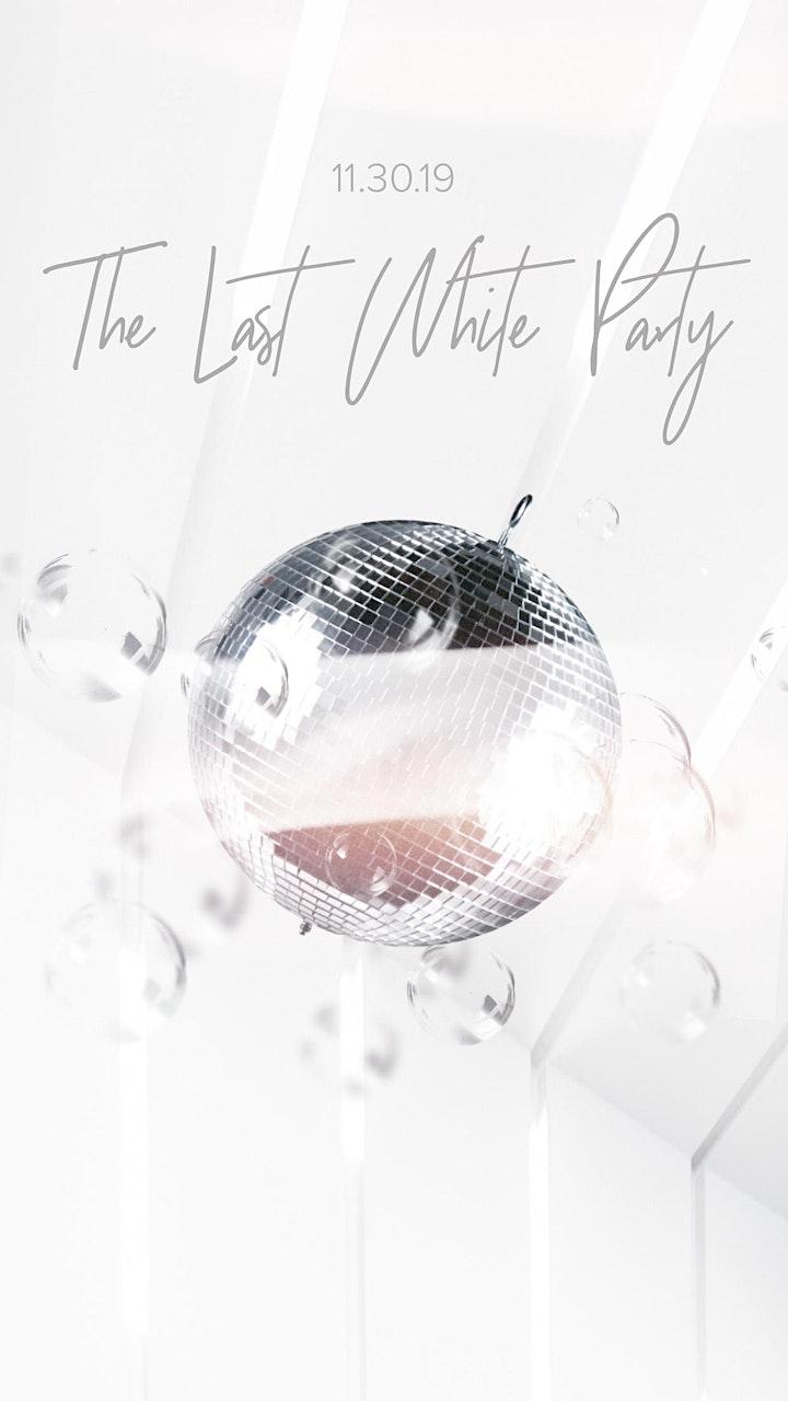 Women's White Party image