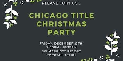 CTT San Antonio Christmas Party