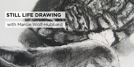 Still-Life Drawing with Marcie Wolf-Hubbard tickets