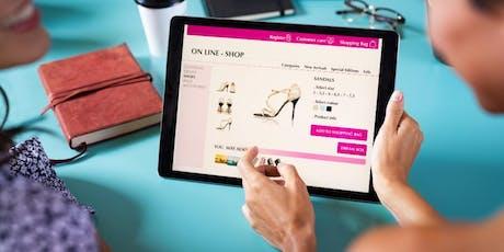 Fundamentos en eCommerce  y creación de tienda Shopify  20 y 21 noviembre entradas