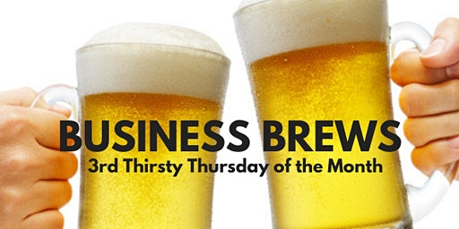 April Business Brews at Regus - FREE Networking Event!