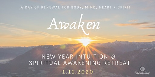 Awaken! 2020 New Year Spiritual Renewal & Awakening Retreat