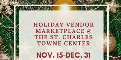 Holiday Market Place @ The St. Charles Mall