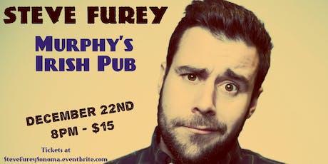 Steve Furey Live Standup Comedy tickets