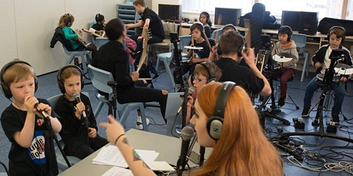 Trial Music Lesson Tiffin Girls' School, Kingston - Little Rockers