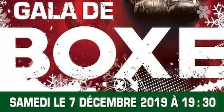 35e Gala de Boxe au Club de Boxe L'Imperium billets