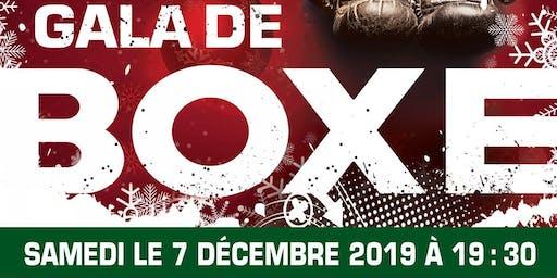 35e Gala de Boxe au Club de Boxe L'Imperium
