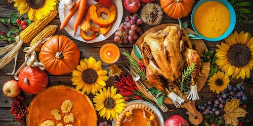 Christ Church's Annual Thanksgiving Community Dinner - FREE!