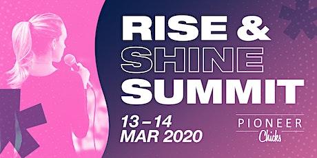 Rise & Shine Summit 2020 tickets