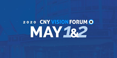 CNY Vision Forum: Local Expertise. Advanced Vision Care. tickets