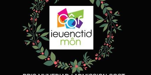 Cyngerdd Nadolig Côr Ieuenctid Môn Christmas Concert