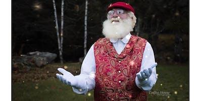 Santa is Coming to Dillard's!