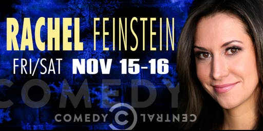 Comedian Rachel Feinstein from The Tonight Show, Conan, Comedy Central, Inside Amy Schumer