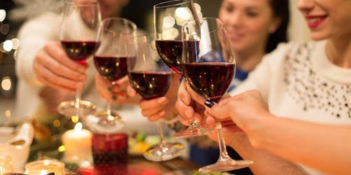 Nine Hats Wines Holiday Dinner Featuring Gilles Nicault