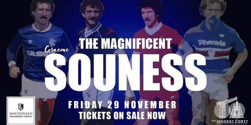 An Evening with The Magnificent Graeme Souness
