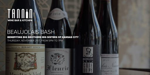 Beaujolais Bash for BBBS of KC