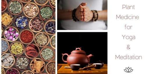 Plant Medicine for Yoga and Meditation
