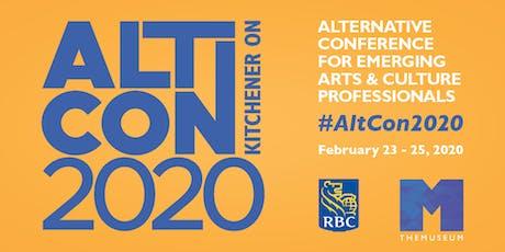 AltCon 2020 tickets