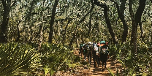 Cumberland Island Backpacking Trip
