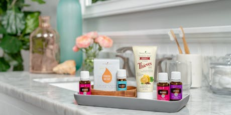 Essential Oils for Natural Health and Wellness  tickets