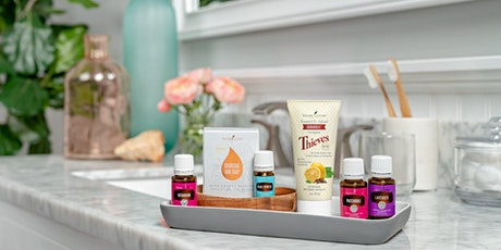 Essential Oils for Natural Health and Wellness (Live Online Class)  tickets