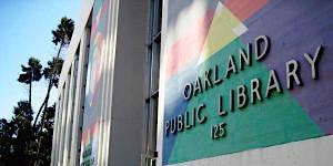 Field Trip To Oakland Public Library & Oakland History...