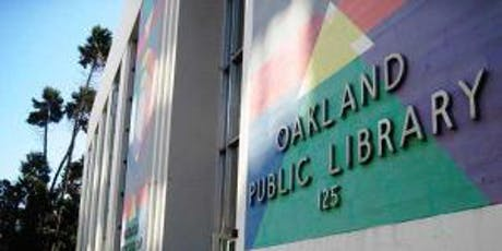 Field Trip To Oakland Public Library & Oakland History Room tickets