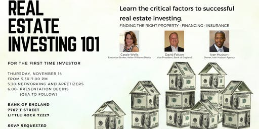 101 Investing in Real Estate