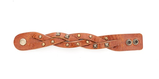 Craft With Leather- Mystery Braid Bracelet (FREE through the end of October!)