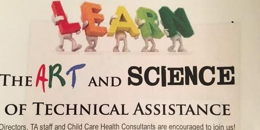 CCRC/WFRC - The Art and Science of Technical Assistance Part 1 & 2