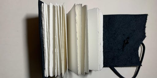 Bookmaking Workshop: Medieval Style Binding with Ginna Cullen