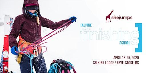2020 SheJumps Alpine Finishing School