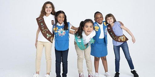 Daisy Girl Scout Troop Formation Event Pfeiffer Community Center