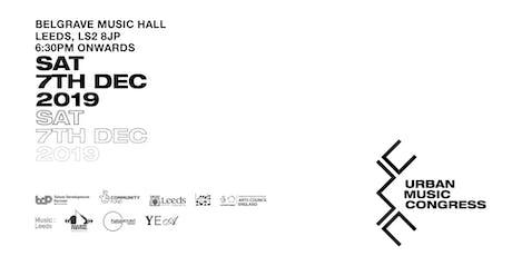 Urban Music Congress tickets