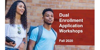 Fall DE Application Workshop (East)