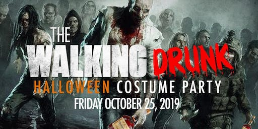 The Walking Drunk Halloween Party