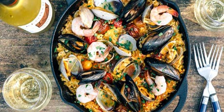 Make Spanish Paella with Chef Nick tickets