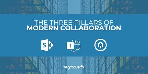 The Three Pillars of Modern Collaboration