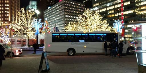 BYOB Christmas Light Bus Tour 2019