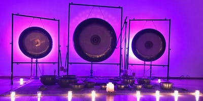 Sacred Sounds :: Tibetan Bowl & Gong Sound Meditation