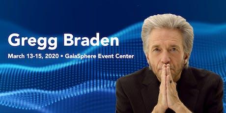 Gregg Braden, Live at GaiaSphere tickets