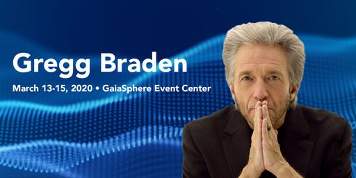 Gregg Braden, Live at GaiaSphere