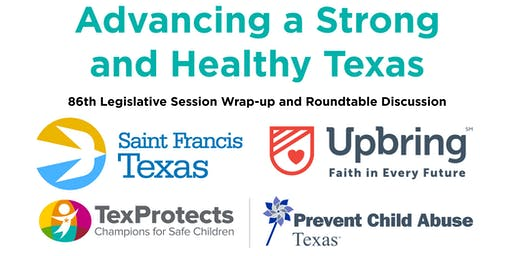 86th Legislative Session Wrap-up and Policy Roundtable - Amarillo