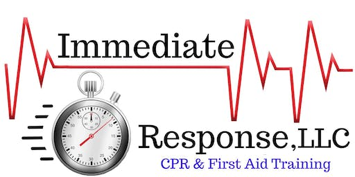 Immediate Response - BLS for Healthcare Providers Class (November 2019)