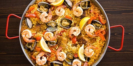 Learn to Make Spanish Paella with Chef Nelma tickets