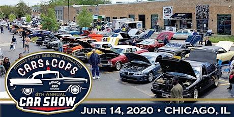 2020 Cars & Cops Car Show tickets