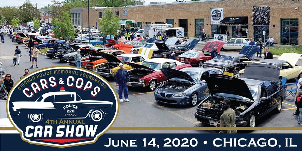 2020 Car Show.2020 Cars Cops Car Show